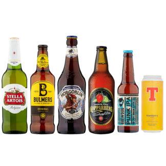 Beers, Ciders & Ales
