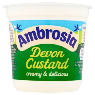 Ambrosia Devon Custard 150g (Case of 12)