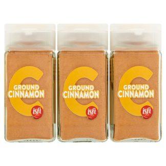 Isfi Spices Ground Cinnamon 6 x 36g (Case of 6)