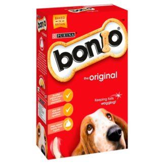 Bonio The Original Biscuits Dog Food 650g (Case of 5)