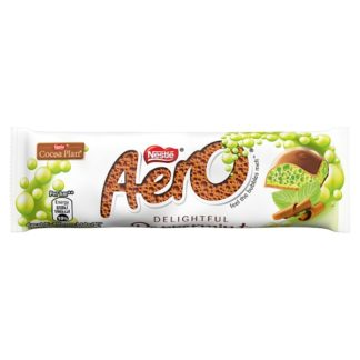 Aero Peppermint Mint Chocolate Bar 36g (Case of 24)