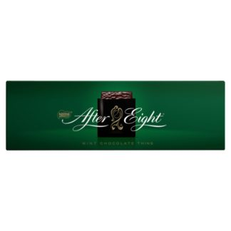After Eight Delightfully Minty Dark Chocolate Thins 300g (Case of 18)