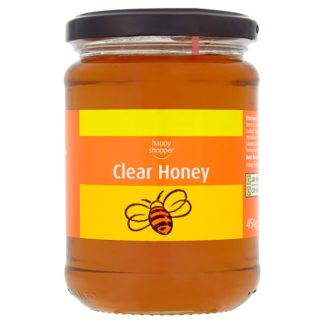 Happy Shopper Clear Honey 454g (Case of 6)
