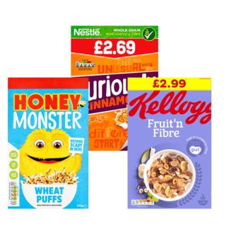 Breakfast Cereals Retail