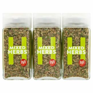 Isfi Spices Mixed Herbs 6 x 15g (Case of 6)