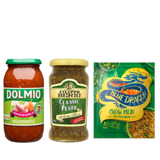 Cooking Sauce & Paste Retail