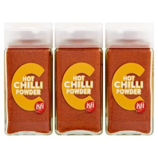 Isfi Spices Hot Chilli Powder 6 x 39g (Case of 6)
