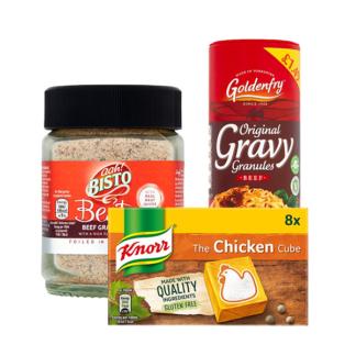 Gravy & Stock Retail