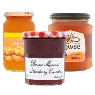Jam, Honey, Spread Retail