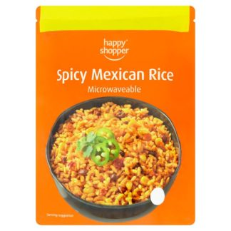 Happy Shopper Spicy Mexican Rice 250g (Case of 6)