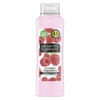 Alberto Balsam Raspberry Conditioner 350 ml (Case of 6)