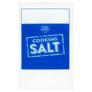 Happy Shopper Cooking Salt 1.5kg (Case of 6)