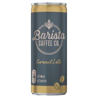 Barista Coffee Co. Caramel Latte 250ml (Case of 12)