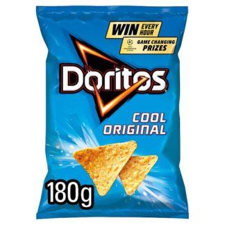 Doritos Cool Original Tortilla Chips 180g (Case of 12)