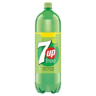 7UP Free 2 Litres (Case of 6)