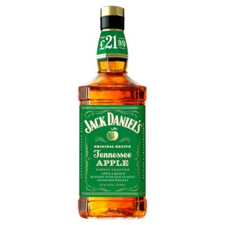 Jack Daniel's Tennessee Apple 70cl PMP (Case of 6)