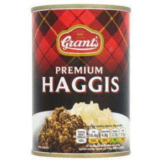 Grant's Premium Haggis 392g (Case of 6)