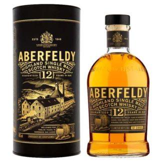 Aberfeldy 12-year-old Single Malt Scotch Whisky 700ml