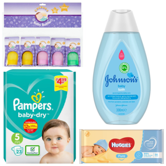 Nappies & Toiletries