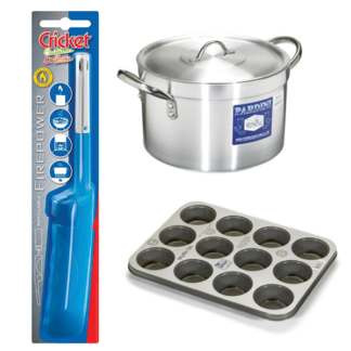 Cookware & Kitchen Equipment
