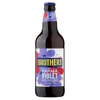 Brothers Parma Violet English Cider 500ml (Case of 8)