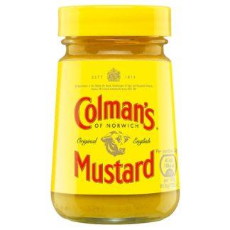 Colman's English Mustard 100g (Case of 8)