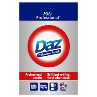 Daz Professional Powder Detergent Regular 7.8kg 120 Washes