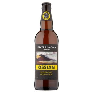 Inveralmond Brewery Ossian Refreshing Golden Ale 500ml (Case of 8)