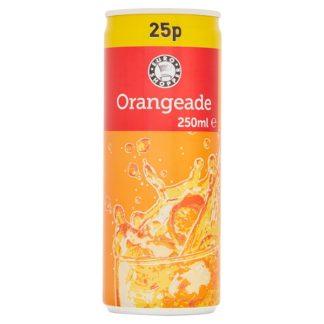 Euro Shopper Orangeade 250ml PM 25p (Case of 24)