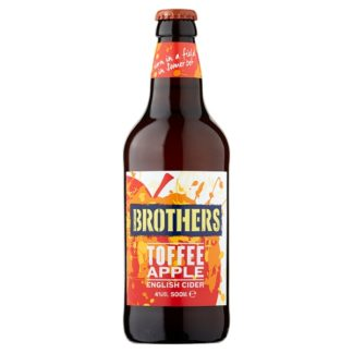 Brothers Toffee Apple English Cider 500ml (Case of 8)