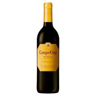 Campo Viejo Rioja Tempranillo Red Wine 75cl (Case of 6)