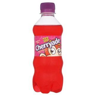 Tuck Shop Cherryade Sugar Free 330ml (Case of 12)