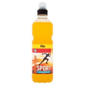 Euro Shopper Orange Sport Isotonic Hydration 500ml (Case of 12)