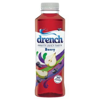 Drench Berry 500ml (Case of 12)