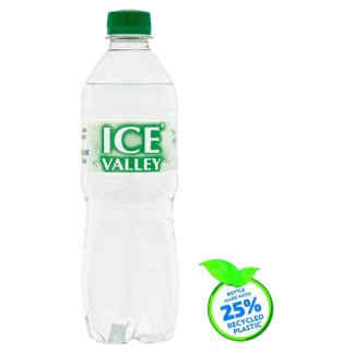 Ice Valley Sparkling Spring Water 500ml (Case of 24)
