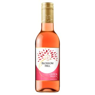 Blossom Hill Crisp & Fruity Rosé Wine 187ml (Case of 12)