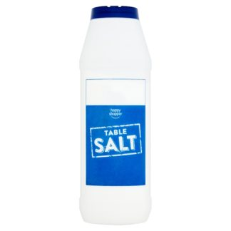 Happy Shopper Table Salt 750g (Case of 12)