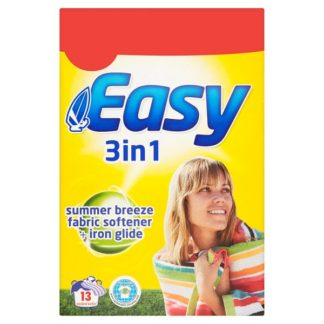 Easy 3 in 1 Summer Breeze Fabric Softener + Iron Glide 1014g (Case of 6)