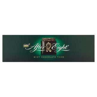 After Eight Dark Mint Chocolate Carton Box 300g (Case of 18)