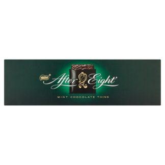 After Eight Dark Mint Chocolate Carton Box 300g (Case of 18)