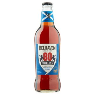 Belhaven Brewery 80 Shilling 500ml (Case of 8)