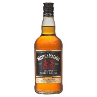 Whyte & Mackay Blended Scotch Whisky 70cl (Case of 6)