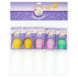 Cherubs Baby Bottle 250ml (Case of 36)