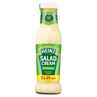 Heinz Original Salad Cream 285g (Case of 12)