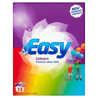 Easy 13 Biological Laundry Powder 884g (Case of 6)