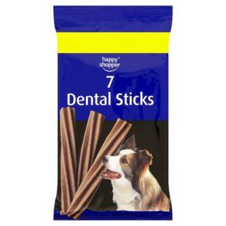 Happy Shopper 7 Dental Sticks 180g (Case of 13)