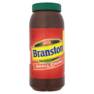 Branston Small Chunk Pickle 2.55kg (Case of 2)