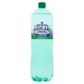 Highland Spring Sparkling Spring Water 1.5 Litre (Case of 12)