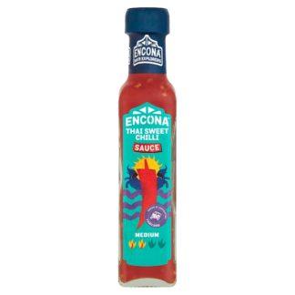 Encona Thai Sweet Chilli Sauce 142ml (Case of 6)
