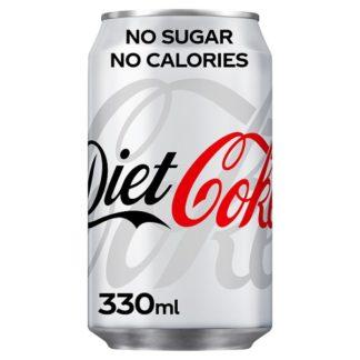Diet Coke 330ml (Case of 24)